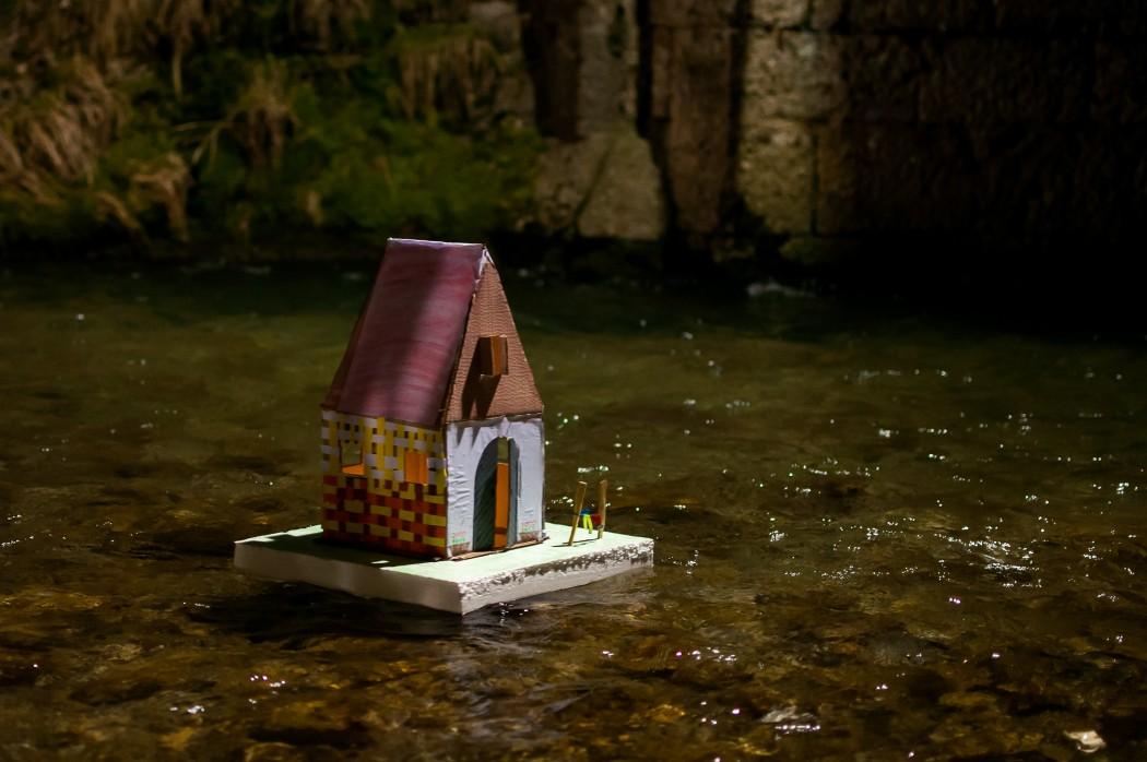 Gregorjevo - Vuč u vodo