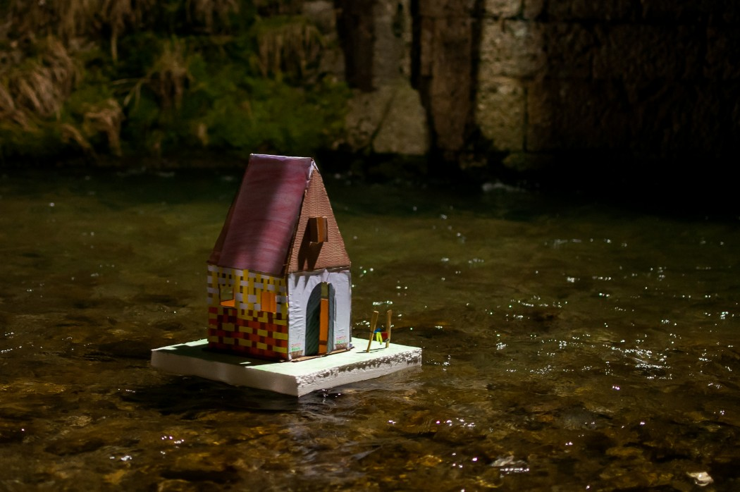 St. Gregory's - Vuč u vodo