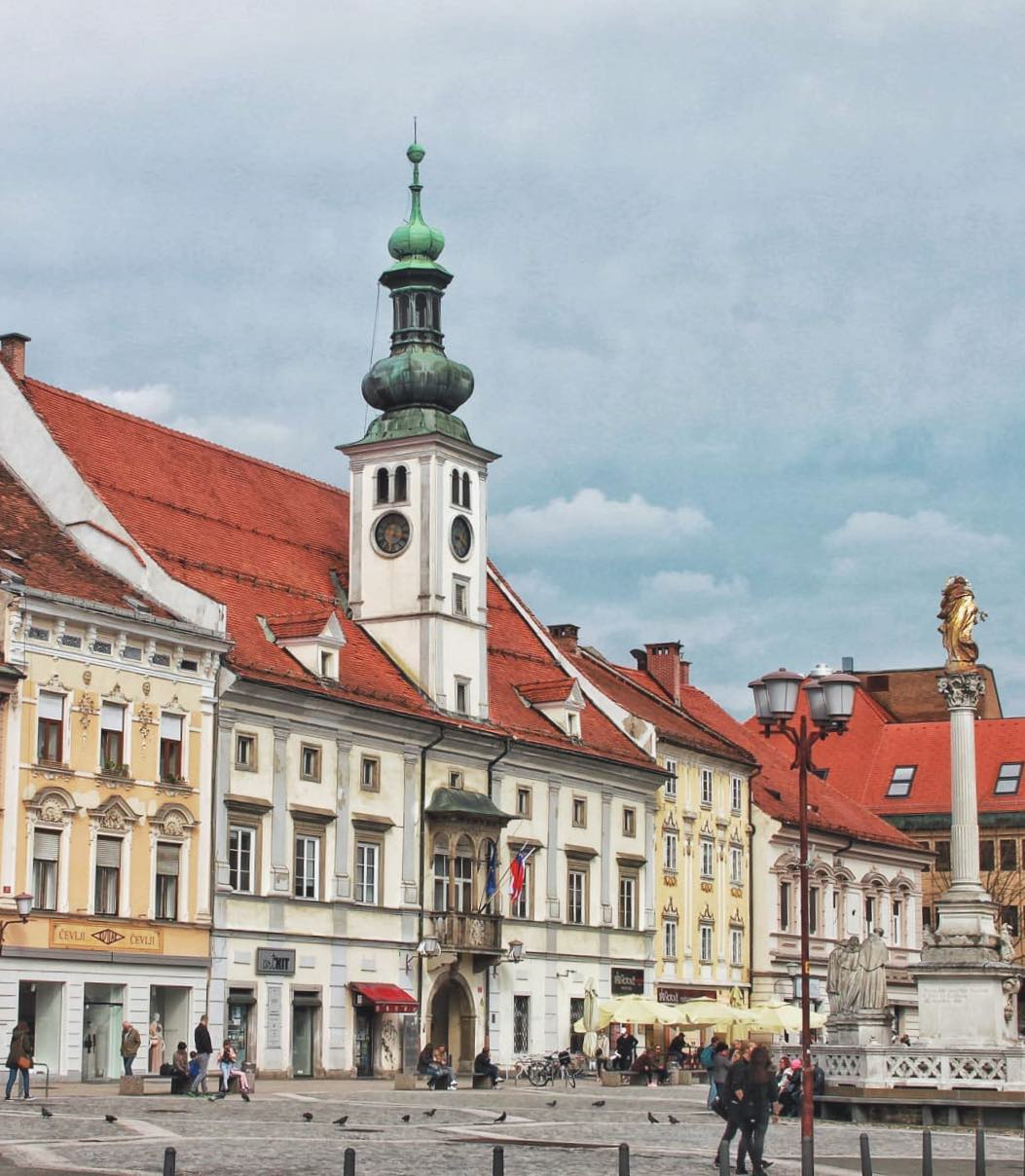 Exploring Slovenian Styria?  . Maribor is so charming, home to the oldest vine in the world and Slovenia's second largest city.  History and art lovers should see the remains of the city wall and medieval towers, the Main Square with the City Hall, the National Liberation Museum, the Regional Museum and the Maribor Art Gallery, Franciscan Church, Cathedral and Maribor Synagogue. The city is nestled among picturesque hills and vineyards, yet another of its distinctive features. . Thanks @lifeisjovial for sharing your photo with #ifeelsLOVEnia.