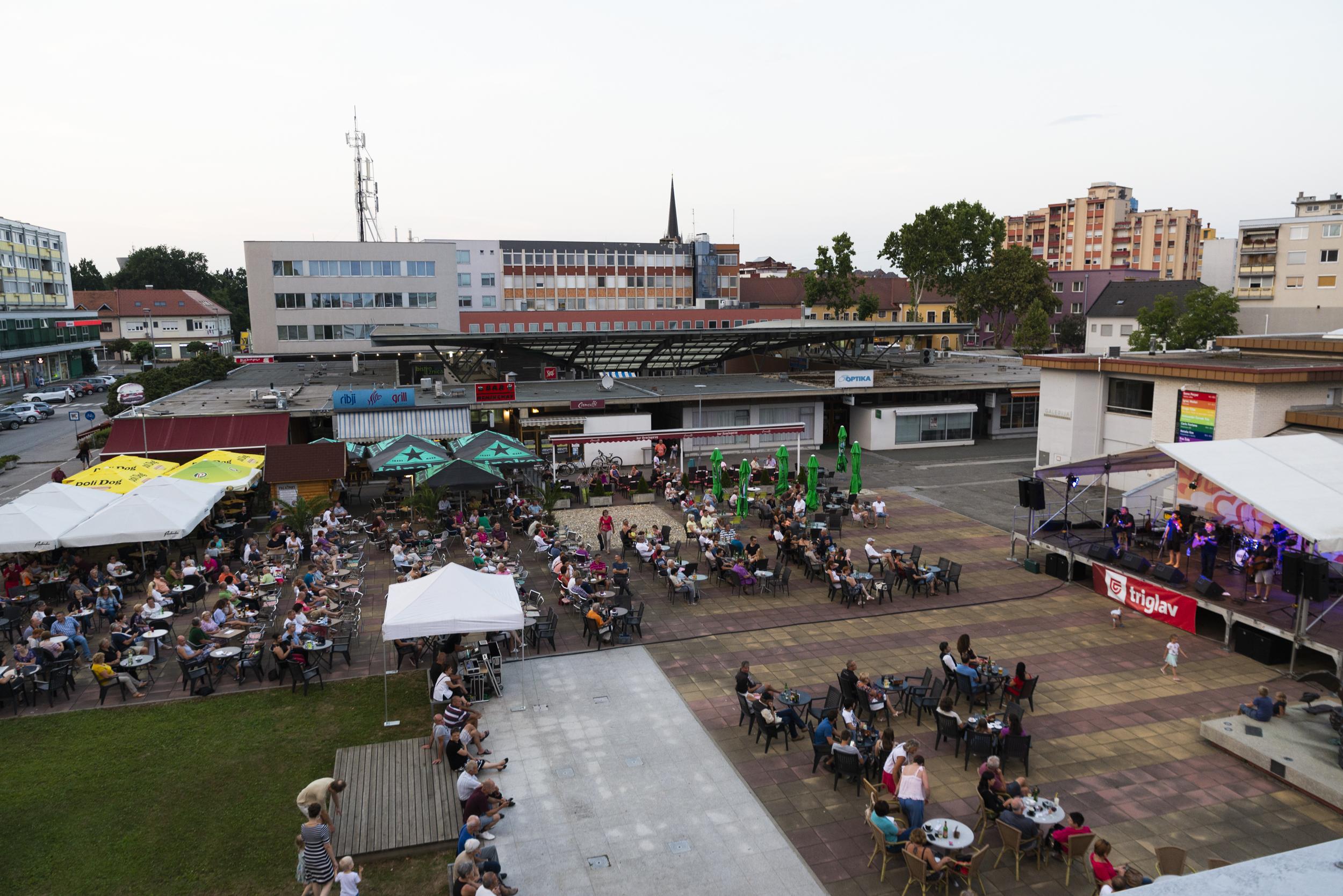 Summer Festival in Murska Sobota