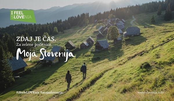 Kampanja ZDAJ JE ČAS. Moja Slovenija uspešno povezuje vse deležnike v turizmu in izpostavlja edinstvena turistična doživetja celotne Slovenije