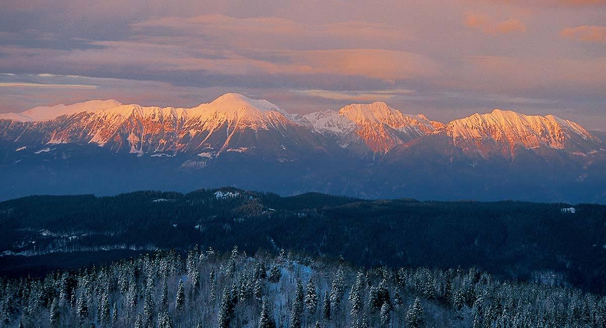 Die Bergwelt | I feel Slovenia