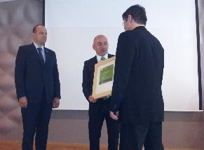 Destinacija Laško prejela naziv Evropska destinacija odličnosti 2013