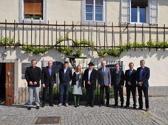 Podpis listine Zelena politika slovenskega turizma v Mestni občini Maribor
