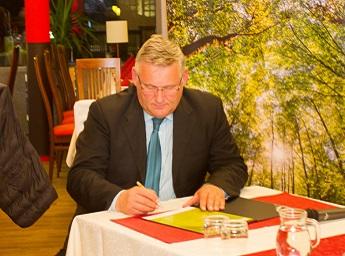 Občina Cerkno podpisala Zeleno politiko