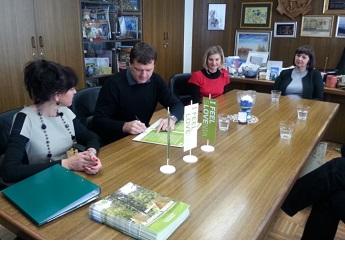 Občina Radlje ob Dravi – prva podpisnica Zelene politike med pilotnimi destinacijami