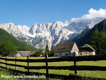 Visit Jezersko, where green nature reigns