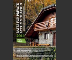 Catalogue of Private Accommodation 2011
