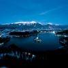 Merry December festivities in Bled