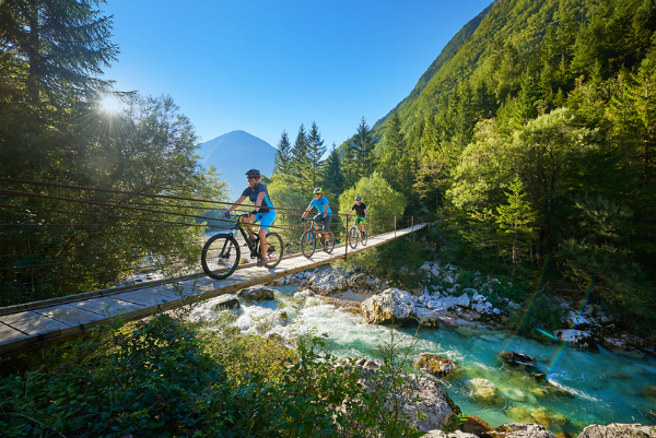 Julian Alps ranked third in Lonely Planet's Top 10 Regions to Visit 2018