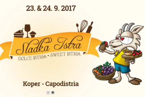 Visit the sweetest event in Slovenian Istria