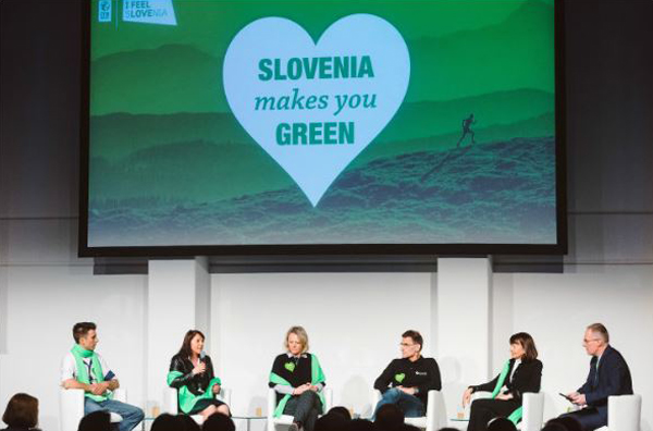 Slovenia makes you green at ITB Berlin