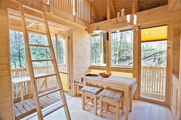 Unique accommodation for summer retreats in green Slovenia