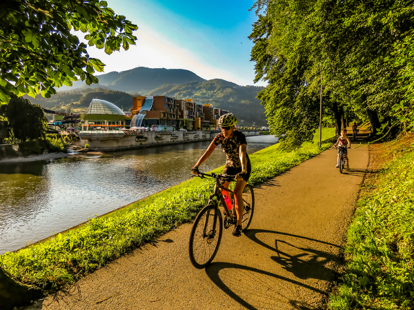 Green adventures and accommodations in Slovenia