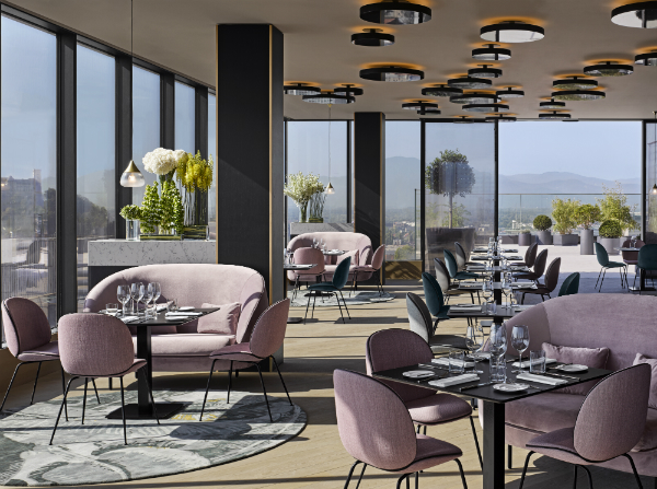 The first 5* Hotel InterContinental Ljubljana opens in September