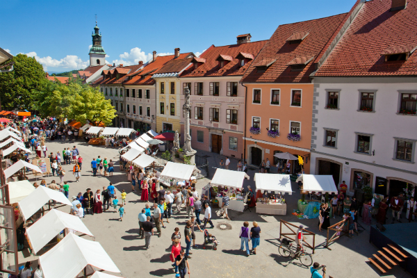 Timeless historical towns and cities of Slovenia