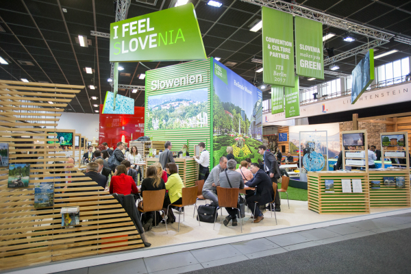 Feel Slovenia at international business events