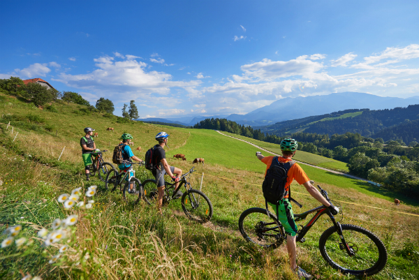 Slovenia welcomed the first Cycling Ambassadors of Slovenia