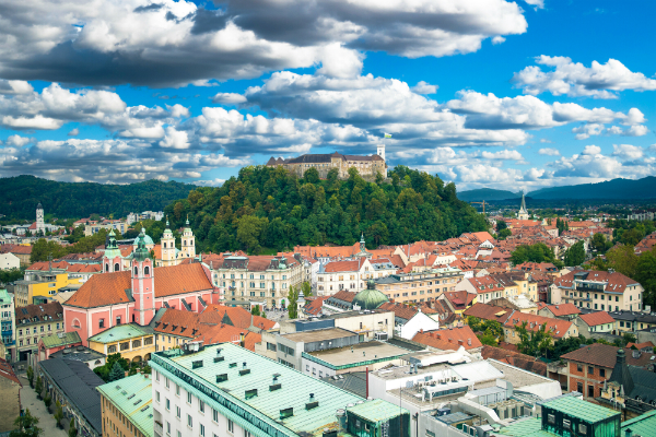Ljubljana joined the New Destinations Network