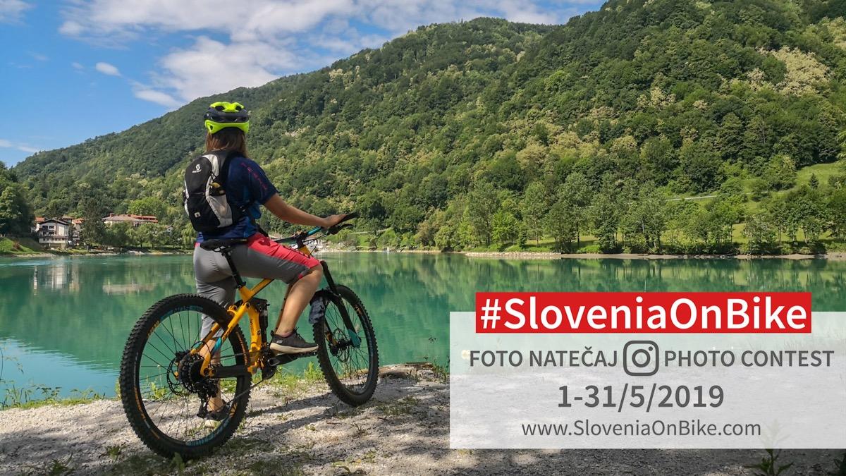 Photo contest #SloveniaOnBike