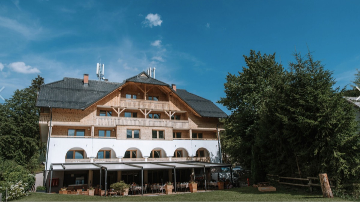 Two new hotels in Bohinj! And that's just the beginning...