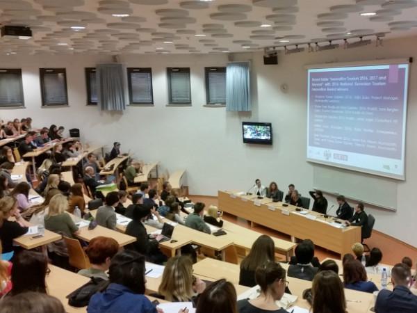 Na konferenci AIRTH tudi lanski snovalci in sejalci
