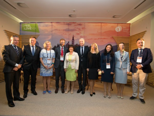 Bled Strategic Forum focuses on the Challenges of a Collaborative Economy in Tourism