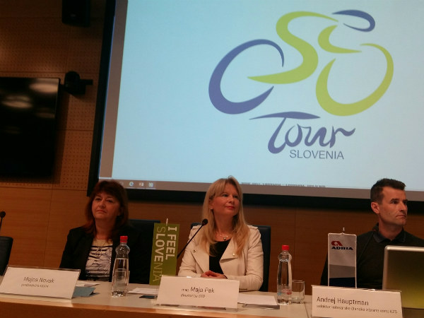Tour of Slovenia 2017 live on Eurosport