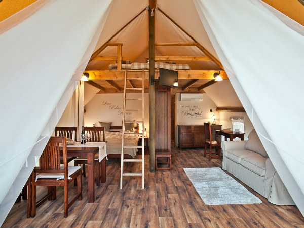 Slovenia has a new glamping resort and one of the best Luxury Camping Adventures in the world
