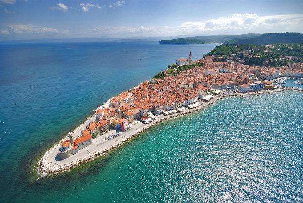 Piran ponovno zabeležil največ turističnih prenočitev v državi