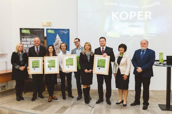 Na gradu Jable podelili naziv Evropska destinacija odličnosti 2017