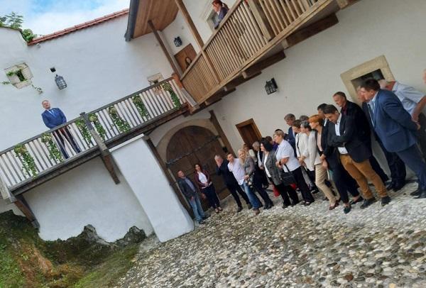 New accommodation provider: Podsreda Castle