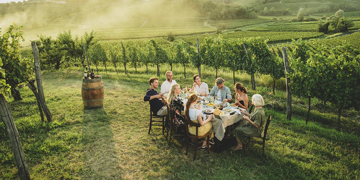Slovenija je kandidatka za naziv Evropska gastronomska regija 2021