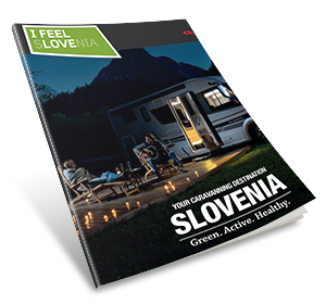 Your caravaning destination - Slovenia