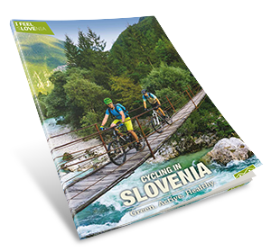 Cycling in Slovenia - cycling accommodations and destinations