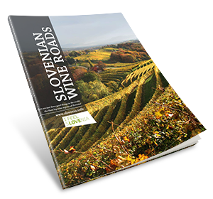 Slovenian wine roads