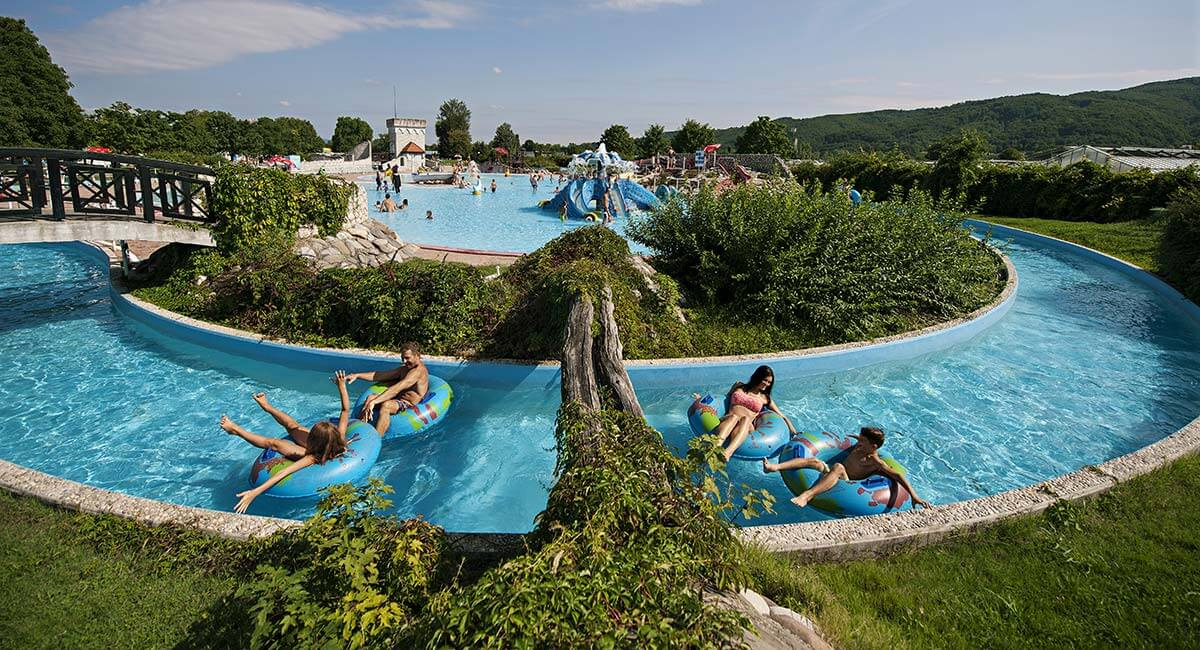 Aquafun Amp Thermal Water Parks I Feel Slovenia