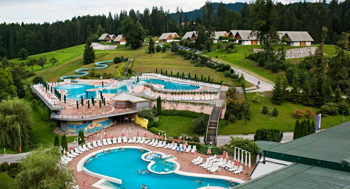 Spas and health resorts i feel slovenia for Wellness hotel slovenia