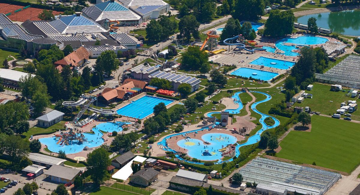 Термальные курорты Словении: источники и термы