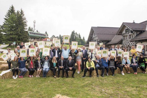 ZELENI DAN SLOVENSKEGA TURIZMA  – Osrednji dogodek trajnostnega turizma v Sloveniji