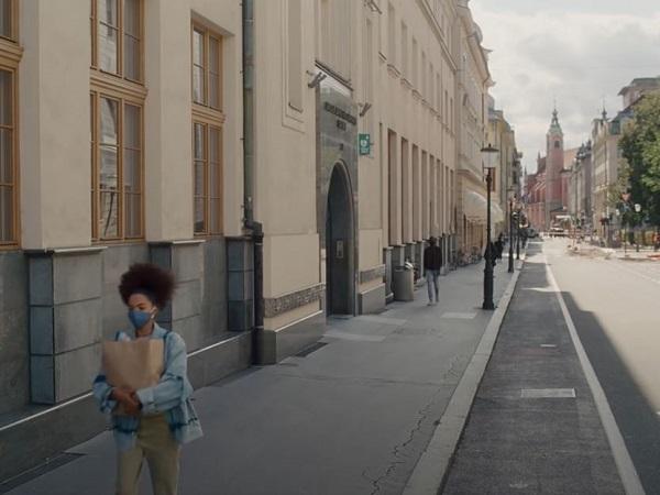 Amazon's Christmas ad was shot in Ljubljana