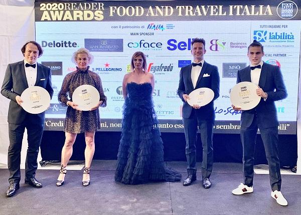 Sloveniji ugledno priznanje Food and Travel Italia Awards 2020 »Nation of the Year« za odličnost na področju gastronomije