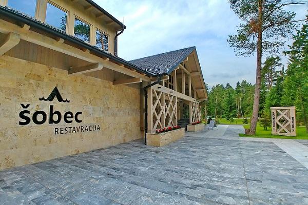 V Zeleni shemi slovenskega turizma tudi Camping Šobec