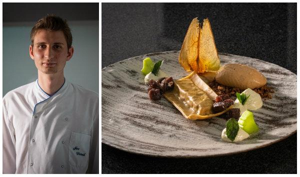 Mladi koroški chef tik pod evropskim kulinaričnim vrhom