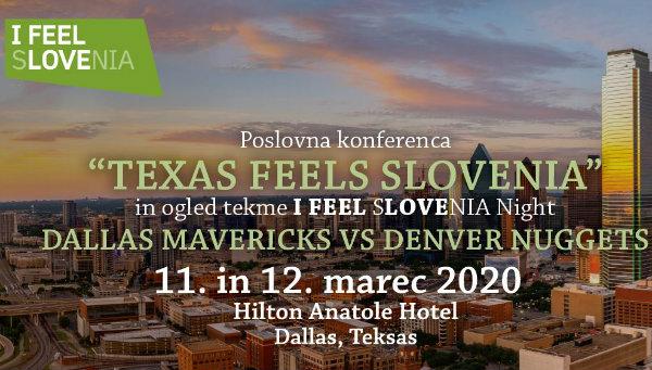 POSTPONED! The countdown: Texas feels Slovenia