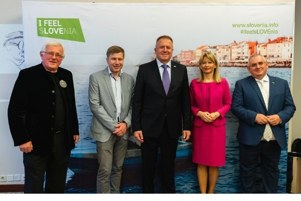 Na Dnevih slovenskega turizma o projektih in izzivih, ki bodo spreminjali prihodnost slovenskega turizma