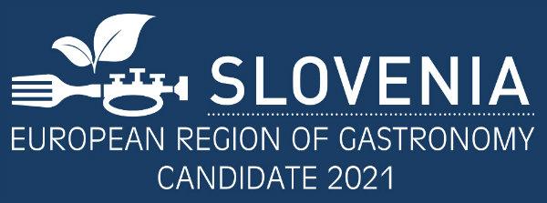 Podelitev prestižnega naziva Evropska gastronomska regija 2021 Sloveniji kot edinstveni vrhunski gastronomski destinaciji