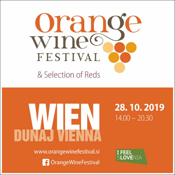 Festival oranžnih vin ponovno vabi Dunajčane na kulinarično razvajanje