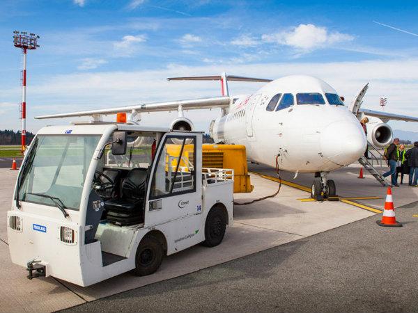 Nove linije z ljubljanskega letališča