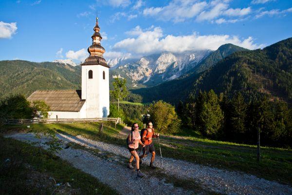 Jezersko kot prva občina v Sloveniji vstopa v mrežo Gorniških vasi